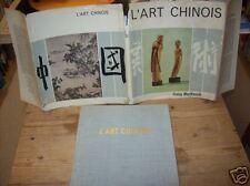 L'ART CHINOIS PAR MACKENZIE PREFACE DE ROY