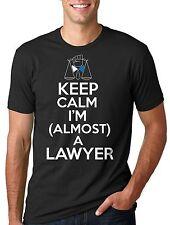 Law School Graduate T-shirt Almost a Lawyer Tee Shirt Graduation Gift Law tee