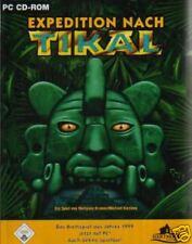 Expedition nach TIKAL * Brettspiel auf PC Neuwertig