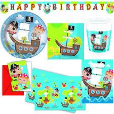 Piraten Schatzsuche Kindergeburtstag Auswahl Deko Party Dekoration Geburtstag