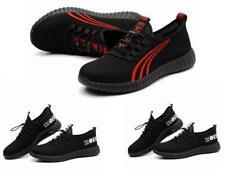 Hommes Femme Chaussures de Travail Sécurité Acier Respirant Bottes Léger Baskets