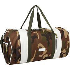 Triple Five Soul Downtown Duffle Bag 2 Colors Travel Duffel NEW