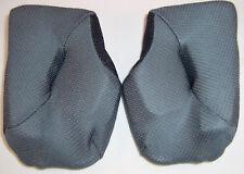 Arai Cheek Pads XD3 Grey Dry Cool Cheekpads Set Pair Helmet Padding XD-3 XD 3 VX