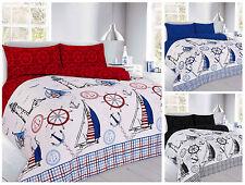 NAVE MARE JAKE copripiumino Set di biancheria da letto bambini Quilt Cover con federe