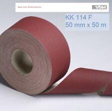 VSM 50m Schleifleinen Schleifpapierrolle Breite 25mmKorn 150