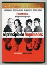 El Principio de Arquimedes (DVD) Marta Belaustegui, Roberto Enriquez, BRAND NEW!