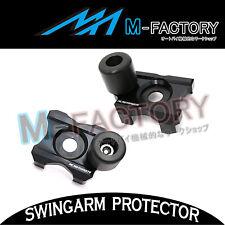 For Kawasaki Ninja 250R 2008-2012 08 09 10 11 12 CNC Billet Axle Block Sliders