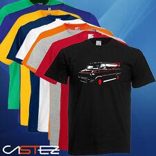 Camiseta furgoneta furgo inspirada equipo A años 80 ochenta (ENVIO 24/48h)