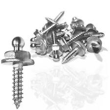 16 mm Edelstahl Unterteil Blechschraube für LOXX Knopf Abdeckplanne Persenning