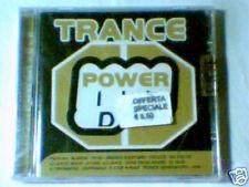 CD TRANCE POWER VOL. 2 ZAPPAMAN LUCA ANTOLINI PANAMA