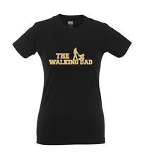 Camiseta Chica The Walking Papá