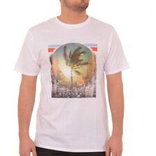 BILLABONG Scope SS TEE T-SHIRT MAGLIETTA T-shirts bianco white blue red s1ss22 bip5