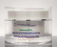 MicroDermabrasion Cream Crystals Scrub Anti Aging Wrinkle Resurfacing Exfoliant