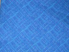 Bright Blue Plaid (#199) -Cat, Lhasa Apso, Beagle, Scottish Terrier, Shar Pei