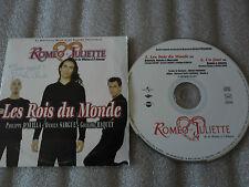 CD-ROMEO & JULIETTE- LES ROIS DU MONDE-UN JOUR-(CD SINGLE)-2000-2 TRACK