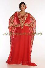 MOROCCAN FANCY JILBAB ARABIAN GOWN BY AL MEHRAAN FASHION FOR WOMEN DRESS  6002