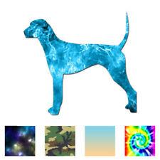 Plott Hound Dog - Vinyl Decal Sticker - Multiple Patterns & Sizes - ebn1992