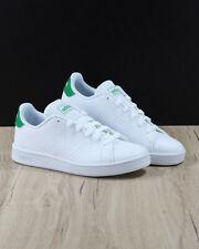 Adidas Scarpe Sportive Sneakers Advantage K Bianco Bambino Donna