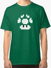 Super Mario Bros. Mushroom T-Shirt (Unisex/Men)