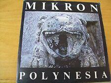 """MIKRON POLYNESIA 7"""" ITALO DISCO  DISCOTTO"""