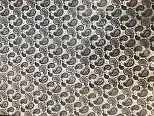 Hydro gráficos claro y negro Paisley agua Tranfer impresión Hydro inmersión