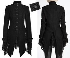 Mantel jacke Gothic Lolita barocke weiße Krawatte Spitze Mode trend Punkrave