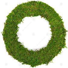 GardenersDream Padded Moss Effect Rings | Christmas Wreath Making Bases Frames