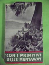 CANNIZZARO AURELIO*CON I PRIMITIVI DELLE MENTAWAY-I.S.M.E. EDIZIONI MISSIONARIE