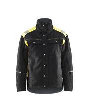 Blaklader Alta Visibilidad Winterjacket Negro/Amarillo
