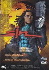 Sin The Movie (DVD, 2000)