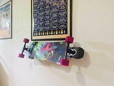 Naked Longboard | Minimalist Longboard Wall Display Rack  | StoreYourBoard | NEW
