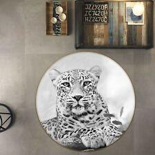 3D Grass Leopard P110 Animal Non Slip Rug Mat Elegant Photo Carpet Zoe