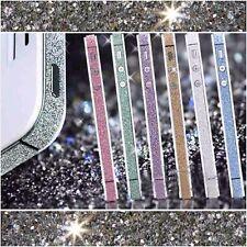 IPhone 5 5s iPhone SE Bling Glitter Brillo parachoques piel