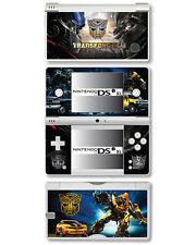Transformateurs Vinyle Peau Sticker Pour Nintendo DSi XL
