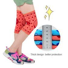 2PCs Kuangmi Elastic Kid Knee Sleeves Protection Keep Warm Breathable