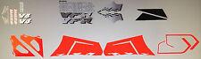 Honda VFR400R NC30 restauración Decal Set 1990