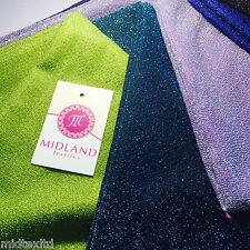 "Moonshine Shimmer mesh tessuto a maglia 58 ""POLIESTERE M215 mTEX"