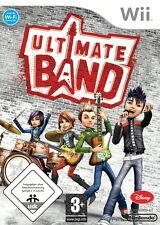 Ultimate Band  (Nintendo Wii)   Neuware   New   Multilingua