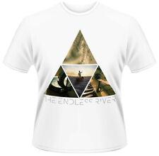 """Pink Floyd « triángulo Fotos """"T-shirt - Nuevo Y Oficial!"""