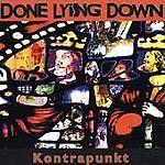 Done Lying Down CD Kontrapunkt (Nr.Mint!)
