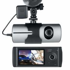 "Cycle Video Camcorder LCD Dual Camera 2.7"" TFT Car DVR R300 With GPS G-Sensor"