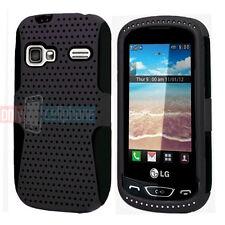 LG Rumor Reflex Xpression Converse LN272 C395 AN272 Mesh Hybrid Case Skin Cover