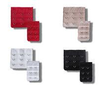 BH Verlängerung Erweiterung 1er 2er 3er 4er Haken 8 Farben Verschluss Clips