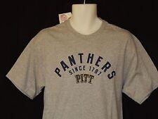 NEW Pitt Panthers T-Shirt Short Sleeve Top Shirt Football Men's Size M Medium