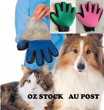 1x Pet Grooming Bath Magic Glove Cat Dog Hair Massage Mitt Cleaning Comb Brush