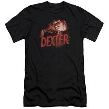 DEXTER DRAWING T-Shirt Men's Premium Short Sleeve