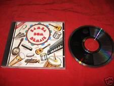 Samba Bom Demais RARE IMPORT 1992 Brasil CD Latin