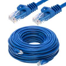 CAT5E CAT5 Ethernet Lan Network Cable 5ft 15ft 25ft 30ft 50ft 100ft 200ft LOT