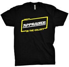 Best Appraiser In The Galaxy Shirt Gift Tee T Shirt Black T-Shirt