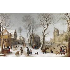 Winter - S Vrancx Print